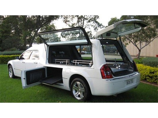 New Hearses Chrysler 300c Hearse