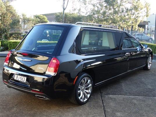 New Hearses Chrysler 300c Hearse