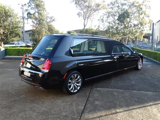 W D Hadley Custom Built Hearses